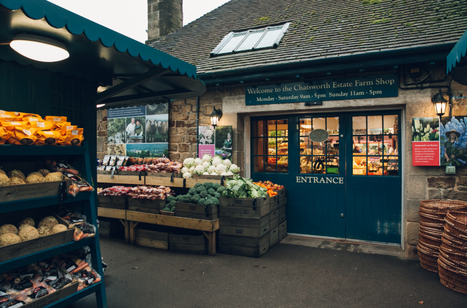 Chatsworth Estate Farm Shop